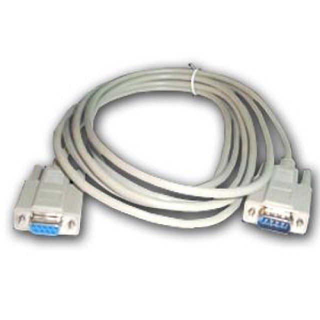 tanita rs-232 straight cable (male-female)