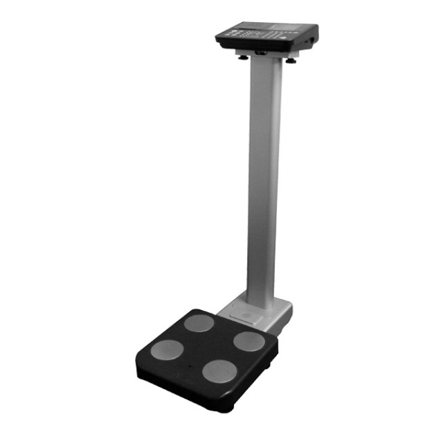 dc-430u dual frequency total body composition analyzer with column