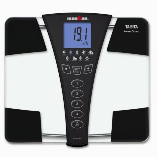 bc-549 plus ironman body composition monitor