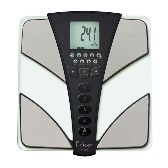 bc-585f fitscan body composition monitor