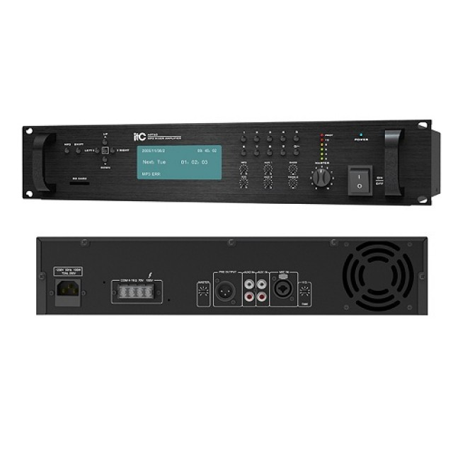 MP3 Amplifier with Timer MPT60 MPT120 MPT240