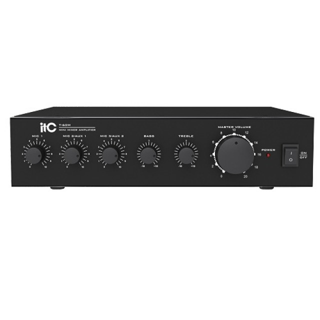 Mixer Amplifier with Phone Jack T-35M T-60M