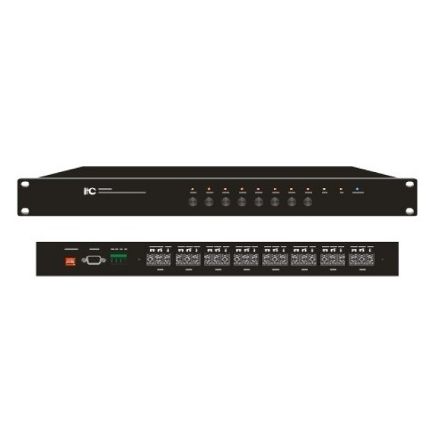 8-Channel Manual, Automatic Power Control Box TS-9101